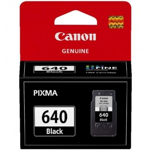 Canon PG640 Standard Black Ink Cartridge