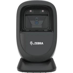 Zebra Symbol DS9308 Hands-Free Barcode Scanner, USB, RS-232, RS-485, Black - POS