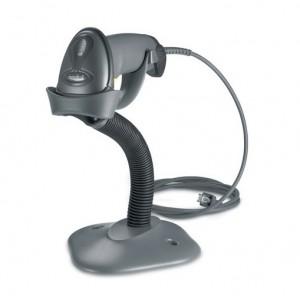Zebra Symbol  LS2208 Handheld Barcode Scanner, USB, RS232, Black - POS