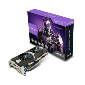 Sapphire AMD Radeon R9 280 3GB Overclock with Boost Video Card