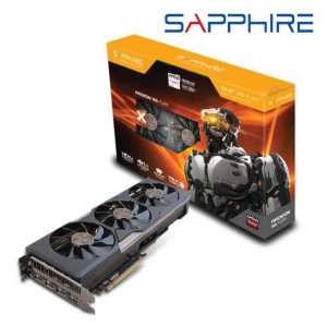 Sapphire Radeon R9 Fury Tri-X 4GB Video Card