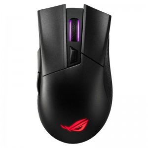 ASUS ROG Gladius II Wireless P702  Gaming Mouse Aura Sync RGB lighting