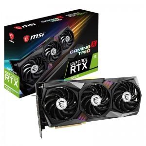 MSI GeForce RTX 3060 Ti GAMING X TRIO 8GB DP HDMI Video Card