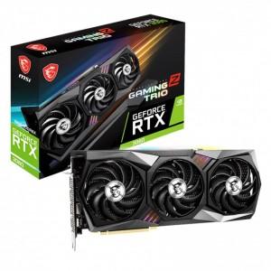 MSI GeForce RTX 3080 GAMING Z TRIO 10GB HDMI DP Video Card