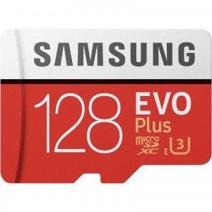 Samsung 128GB Evo+ Micro SD Card SDXC UHS-I 100MB/s Mobile Phone TF Memory Card MB-MC128GA