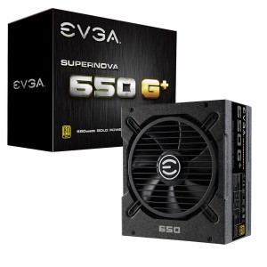 EVGA SuperNOVA Series G1+650 Full Modular 650W 80 Plus Gold ATX Power Supply PSU 120-GP-0650-X4