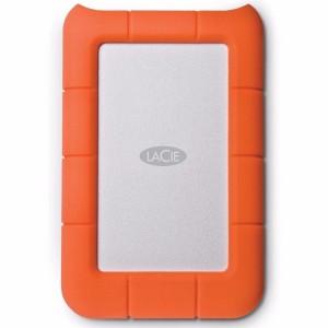 "LaCie Rugged Mini ShockProof 2TB USB 3.0 2.5"" Portable External Hard Drive HDD LAC9000298"