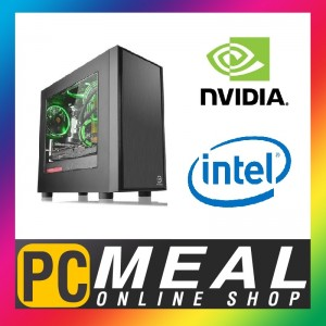 Intel Core i5 9400F 6-Core 120GB SSD 8GB GTX1660Ti Gaming Computer Desktop PC