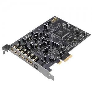 Creative Sound Blaster Audigy Rx 7.1 Ch PCI-E Sound Card