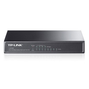 TP-Link TL-SF1008P 8 Port 10/100 PoE Switch