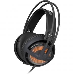 SteelSeries Siberia V3 Prism Gaming Headset Black 51201