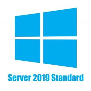 Microsoft Server Standard 2019 (24 Core) OEM Pack
