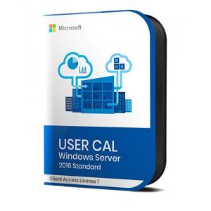 Microsoft Windows Server Standard 2016 - Single User CAL 2016