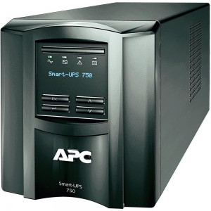 APC Smart-UPS 750 VA / 500 Watts UPS