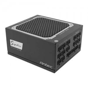 Antec Signature 1000w 80+Platinum Fully Modular, FDB 135mm Fan, Zero RPM, Phase Wave Design, OC-LINK, Server Grade, 10 years warranty.