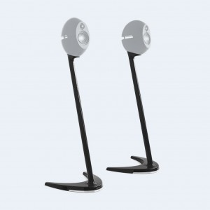 Edifier SS01C Speaker Stands Black - Compatible with E25, E25HD & E235