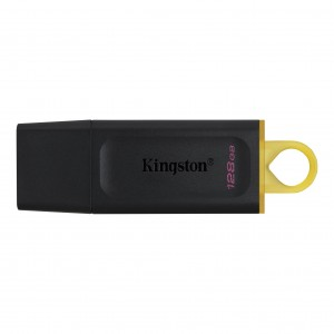 Kingston 128GB USB3.0 Flash Drive Memory Stick Thumb Key DataTraveler DT100G3 Retail Pack 5yrs warranty ~USK-DT100G3-128GB