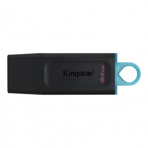 Kingston 64GB USB3.0 Flash Drive Memory Stick Thumb Key DataTraveler DT100G3 Retail Pack 5yrs warranty ~USK-DT100G3-64G
