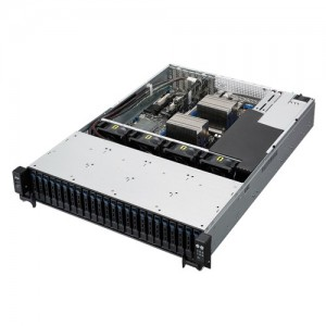 ASUS 2U RS720-E8 Rackmount Server Barebone, Dual E5 Socket, 24 x 2.5' HS, 16 x DIMM, 1+1 770W RPS