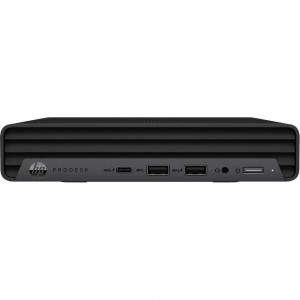 HP ProDesk 600 G5 DM Intel I5-10500T 8GB 256GB SSD WIN10 PRO 2xDisplay Port 3YR ONSITE WTY W10P Mini Desktop PC (2H0V1PA) (Replace:7ZC22PA)
