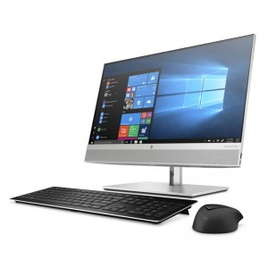 HP 800 EliteOne G5 AIO 23.8' NT Intel i7-10700 8GB 256GB SSD WIN10 PRO HDMI DP KB/Mouse 3YR ONSITE WTY W10P All-in-one Desktop PC (30Z59PA) (Replaces