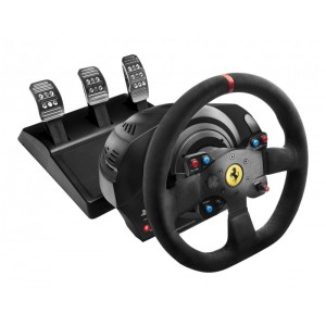 Thrustmaster T300 Ferrari Integral Racing Wheel Alcantara Edition PS3 PS4 PC