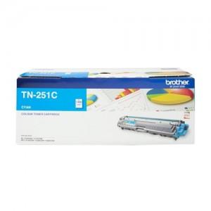 Brother TN-251C Cyan Toner Cartridge