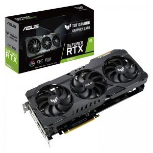 ASUS GeForce RTX 3060 Ti TUF Gaming OC 8GB DP HDMI Video Card