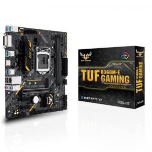 ASUS TUF B360M-E GAMING mATX Motherboard