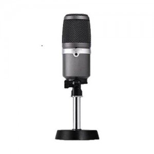 AVerMedia AM310 USB Microphone for Studio Quality Sound, Live Streaming, Music Performers. Built-in condenser Record like a Pro. 12 Months Warranty