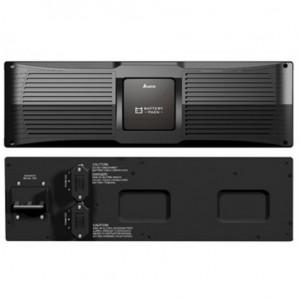 Delta RT-Series 10kVA 12V9Ahx20pcs external battery pack (3U), 4 minutes Backup time'