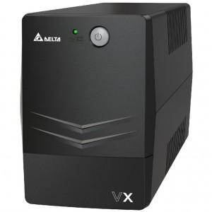Delta VX Series Line Interactive 600VA/360W UPS (Tower) 2 AU ports
