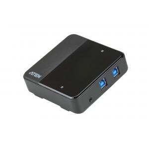 Aten 2 x 4 USB 3.1 Gen1 Peripheral Sharing Switch 2 x 4 USB 3.1 Gen1 Peripheral Sharing Switch 2 x 4 USB 3.1 Gen1 Peripheral Sharing Switch 2