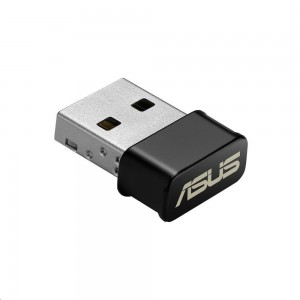 Asus USB-AC53 Nano Dual-band Wireless-AC1200 MU-MIMO USB Adapter