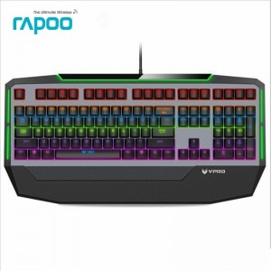 Rapoo V710 RGB Mechanical Gaming Keyboard, Blue Switch