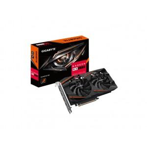 Gigabyte AMD Radeon RX570 Gaming Version 2 8GB GDDR5 PCIe  8K 7680x4320 5xDisplays HDMI 3xDP 1255/1244MHz 2x Windforce