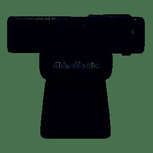 AVerMedia CAM 313 Live Streamer, Full HD 1080p @ 30fps, 2 Microphones, Privacy Shutter, 1/2.7' CMOS Sensor, Swivel, RECentral 4. Tripod. Retail Pack