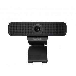 Logitech C925e Pro Stream Full HD Webcam 30fps at 1080p Autofocus Light Correction 2 Stereo Microphones 78° FoV