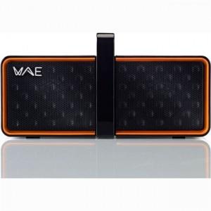 Hercules WAE Wireless Portable Speaker Black/Orange BTP03 Mini