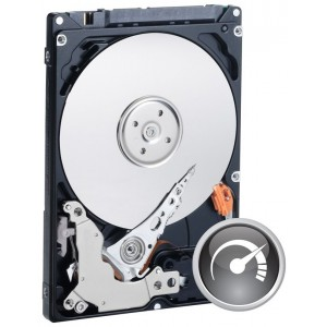 Western Digital Black Perfomance Mobile 1TB Hard Disk Drive