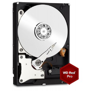 Western Digital Red Pro NAS 2TB Hard Disk Drive