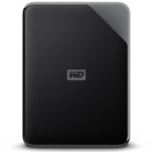 "Western Digital WD Elements SE 4TB 2.5"" USB 3.0 Portable External Hard Drive HDD WDBJRT0040BBK"