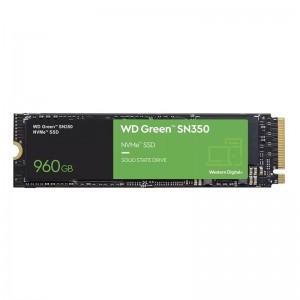 Western Digital WD Green SN350 960GB M.2 2280 NVMe SSD WDS960G2G0C