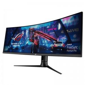"ASUS ROG Strix XG43VQ 43"" Super Ultra-Wide 120Hz FreeSync2 Curved Gaming Monitor"