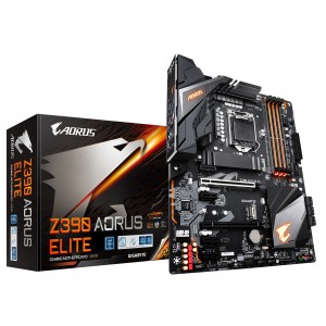 Gigabyte Z390 AORUS ELITE HDMI USB 3.1 LGA1151 x4 DDR4 ATX Motherboard GA-Z390-AORUS-ELITE
