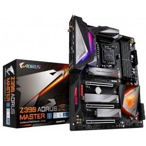 Gigabyte Z390 AORUS MASTER USB 3.1 HDMI LGA1151 x4 DDR4 ATX Motherboard GA-Z390-AORUS-MASTER