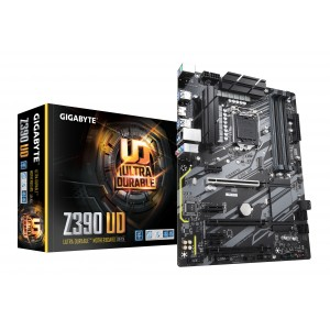 Gigabyte Z390 UD HDMI USB 3.1 LGA1151 x4 DDR4 ATX Motherboard
