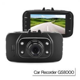 HD Car Video Camera Recorder GS8000