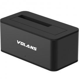 Volans VL-DS10 Aluminium 1-Bay USB3.0 HDD Docking Station